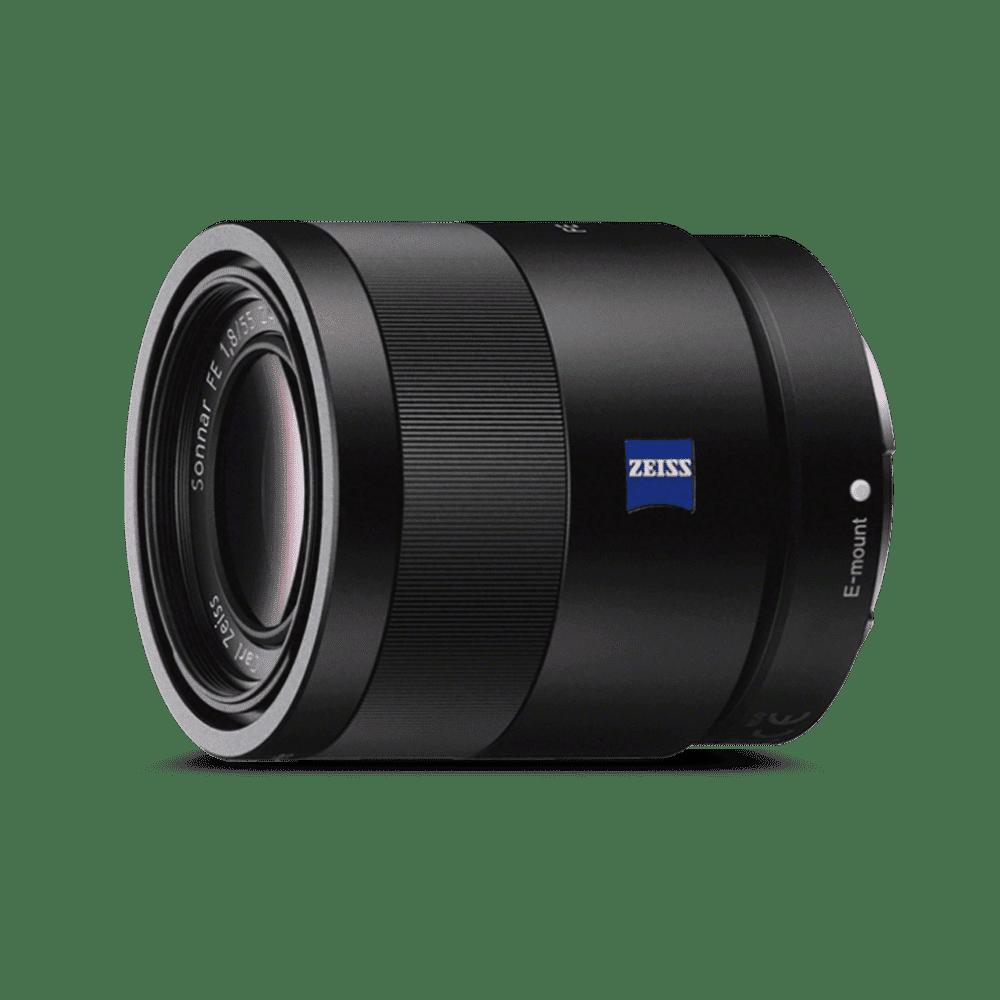 Sony Sonnar T* FE 55mm f/1.8 ZA Lens
