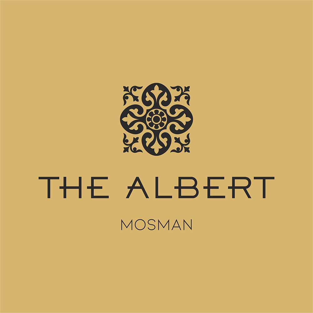The Albert Mosman logo
