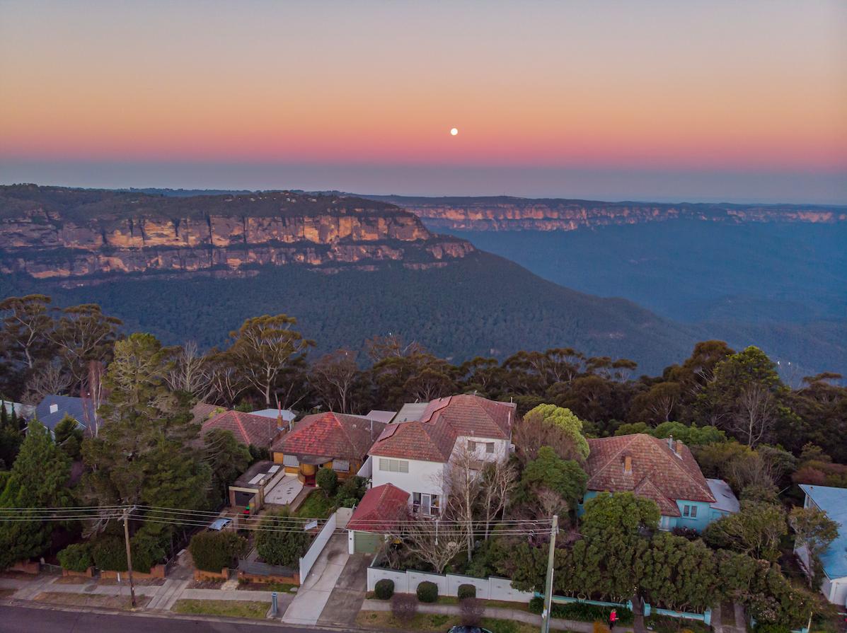 Dalia's Blue Mountain Retreat