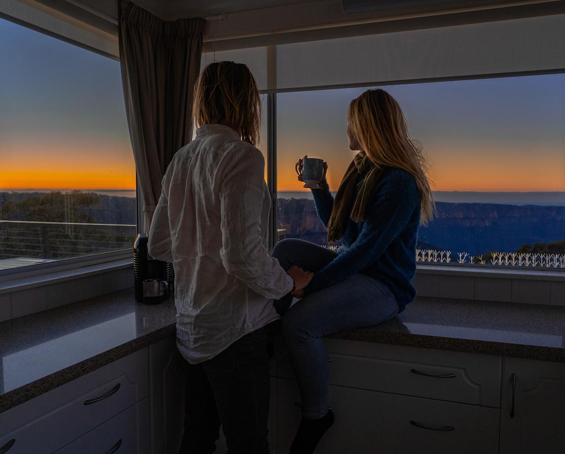 Dalia's Blue Mountain Retreat x Vagabonds of Sweden