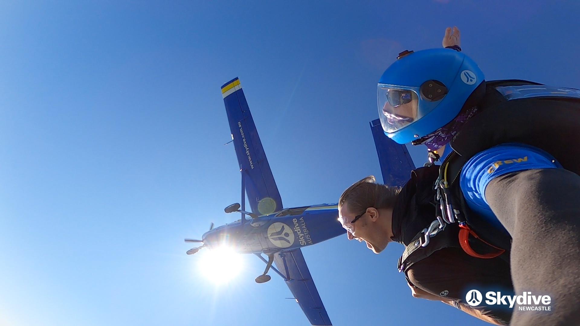 Skydive Australia Newcastle