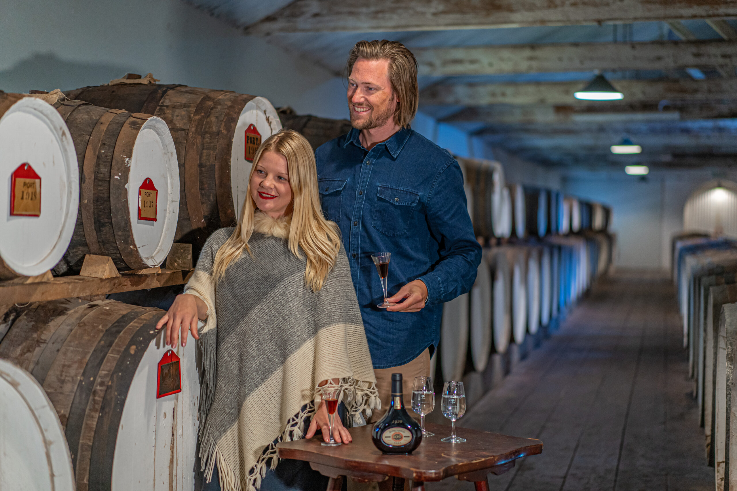 Seppeltsfield Winery x Vagabonds of Sweden