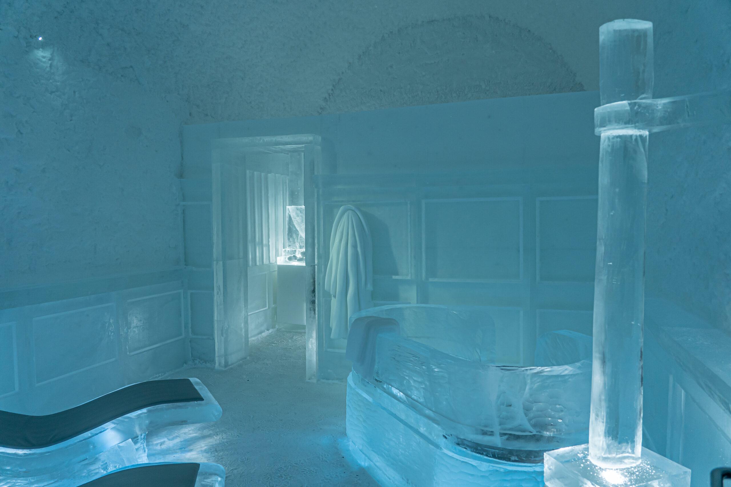 Icehotel x Vagabonds of Sweden