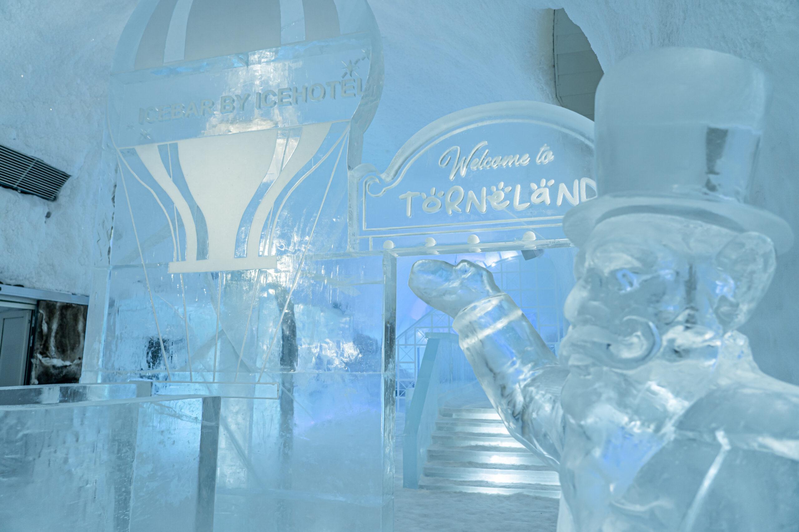 Icehotel 365 x Vagabonds of Sweden