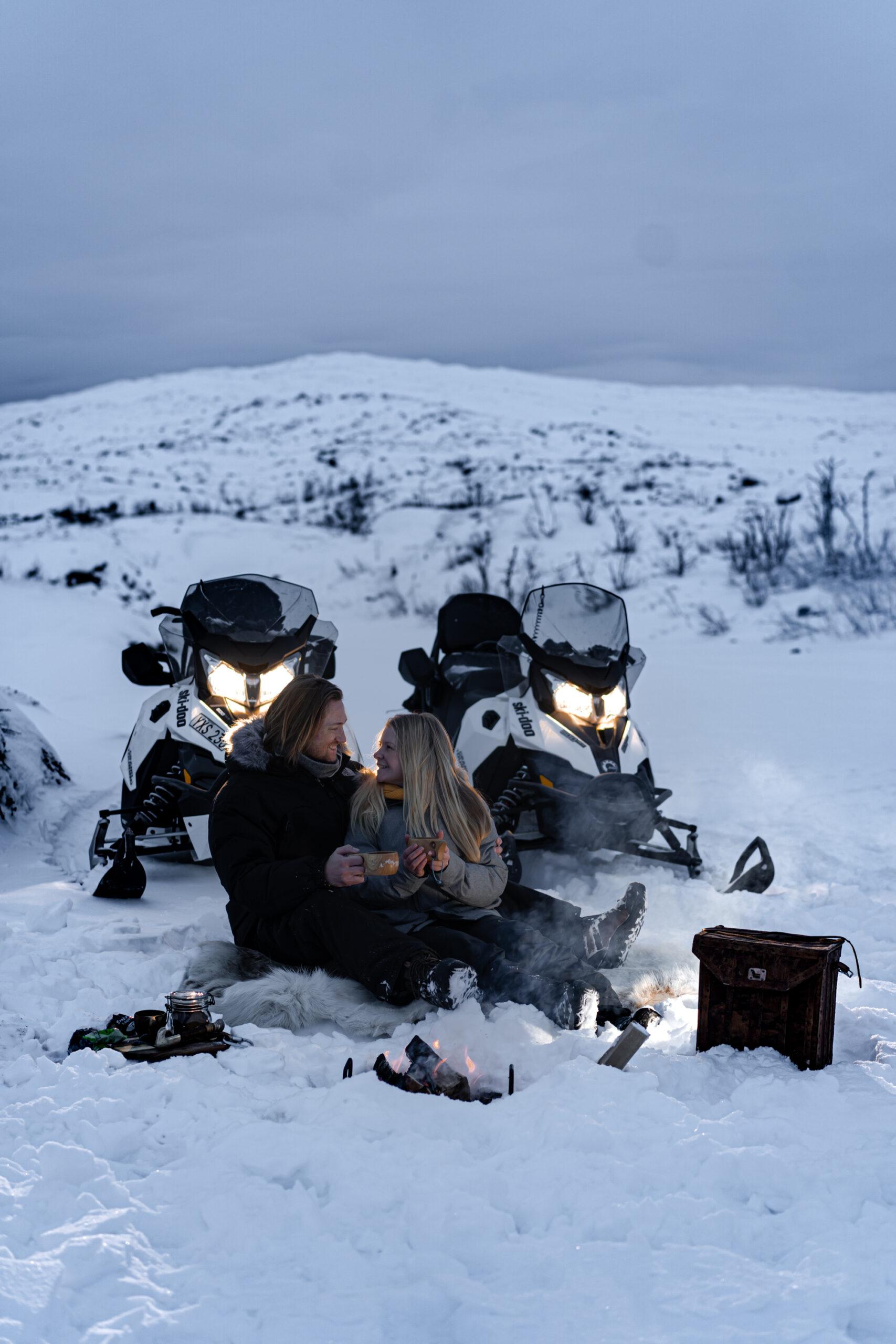 Outback Abisko x Vagabonds of Sweden