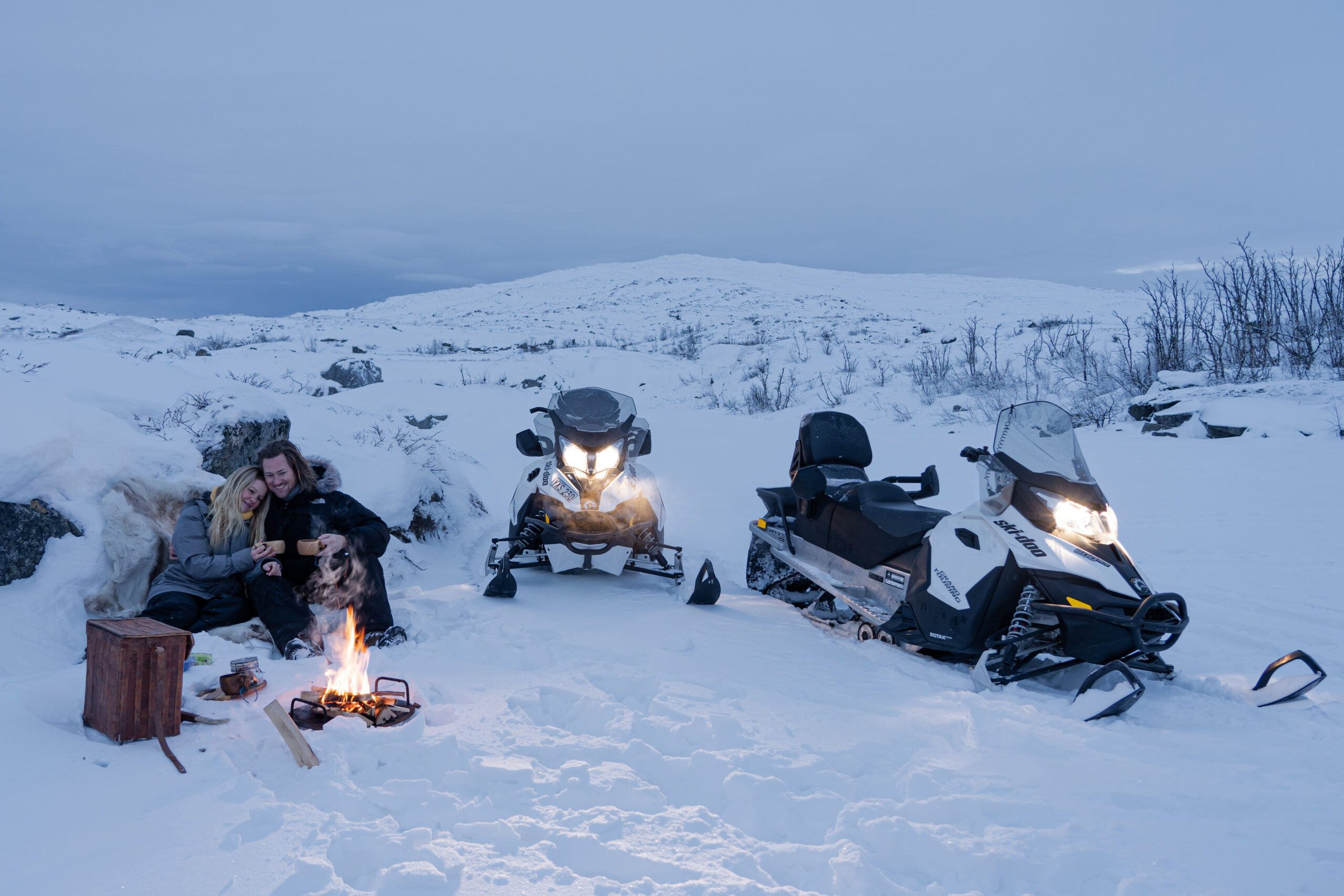 Outback Abisko x Vagabonds of Sweden